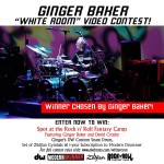 Ginger Baker White Room Graphic 600x600